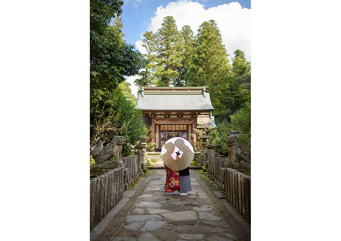 【お知らせ】宇奈岐日女神社の挙式一時休止について